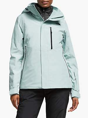 The North Face Garner Triclimate Women's 3-in-1 Waterproof Ski Jacket, Cloud Blue