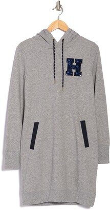 Tommy Hilfiger French Terry Hoodie with Logo