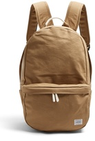 PORTER-YOSHIDA & CO. Beat cotton-canvas backpack