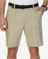 "Nautica Men's Big & Tall 9"" Modern Fit Cargo Shorts"