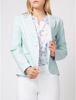 George Linen Blend Blazer Jacket