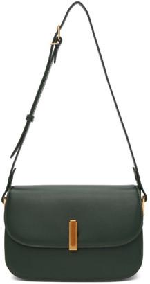 Maison Margiela Green Co-Ed Messenger Bag