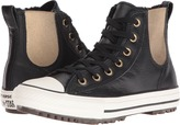 Converse Chuck Taylor® All Star® Leather + Fur Chelsea Boot