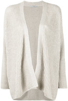Dusan relaxed fit open cardigan - women - Silk/Linen/Flax/Cashmere - One Size
