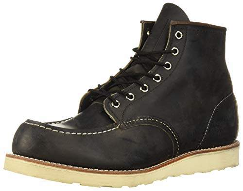 """Red Wing Shoes Men's 6"""" Moc Toe Boot"""