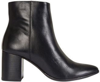 Jane Debster Moscow Black Hi-Shine Boot