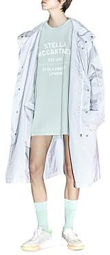 Stella McCartney Unisex Robin Trench Coat