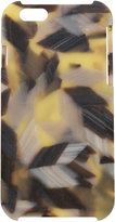 Rick Owens printed mineral iPhone case - men - Acetate - One Size