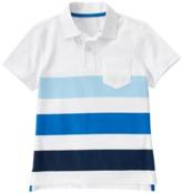 Crazy 8 Stripe Polo