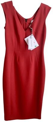 Amanda Wakeley Red Dress for Women