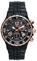 TechnoMarine 42 MM Black Ceramic Watch