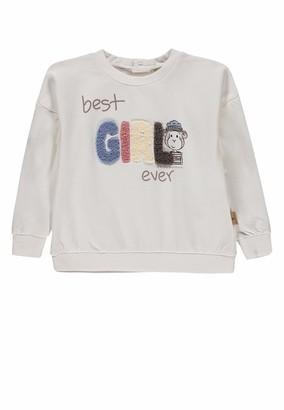 Bellybutton mother nature & me Baby Girls' Sweatshirt 1/1 Arm