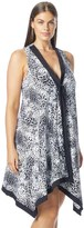 CoCo Reef Plus Size Harmony Mix Scarf Cover Up Dress 8151310
