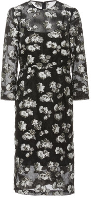 Rachel Comey Haight Floral-Print Chiffon Dress