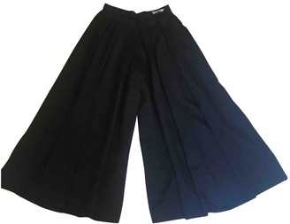 Cacharel Navy Trousers for Women Vintage