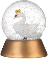 Harrods Crowned Swan Snow Globe
