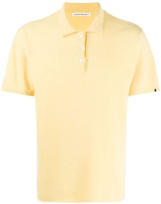 Extreme Cashmere Cashmere-Blend Polo Shirt