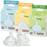 Klean Kanteen Kid Kanteen Baby Bottle Nipple Replacement Set