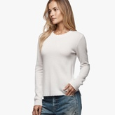 James Perse Cashmere Crew Neck Sweater