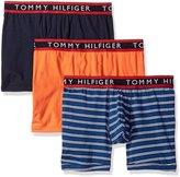 Tommy Hilfiger Men's 3-Pack Cotton Stretch Boxer Brief