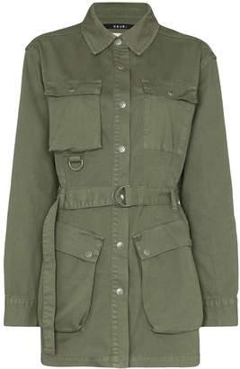 Ksubi Interlude belted jacket
