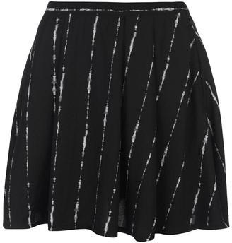 Firetrap Blackseal Stripe Skirt