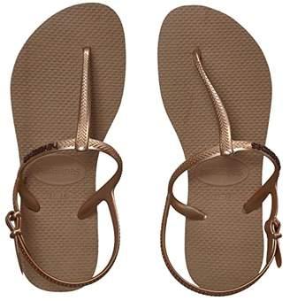Havaianas Freedom SL Flip-Flops (Black) Women's Sandals