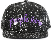 Palm Angels Purple Haze baseball cap - unisex - Cotton/Polyester - One Size