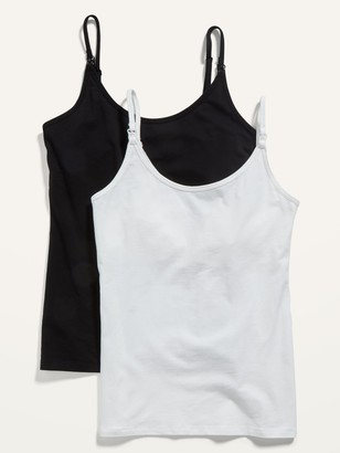 Old Navy Maternity First Layer Nursing Cami 2-Pack