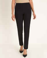 Chico's Chicos Marla Wynne for Crepe Fitted Ankle Pants