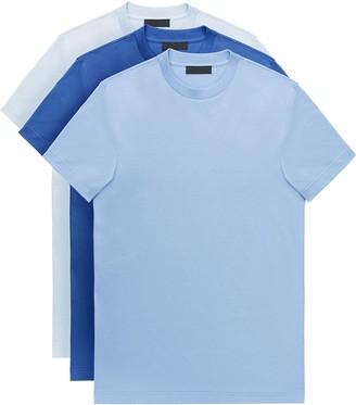 Prada jersey T-shirt three pack