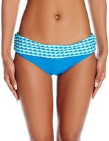 Curvy Kate Women's Atlantis Fold Over Brief