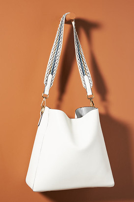 Sondra Roberts Leona Tote Bag By in White Size ALL