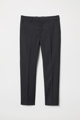 H&M Generous Fit Suit Pants