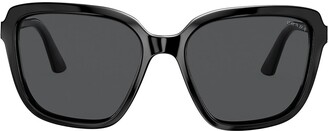 Prada Heritage squared frame sunglasses
