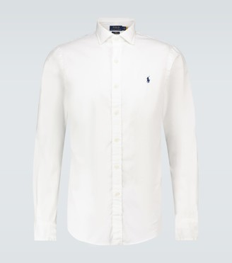 Polo Ralph Lauren Long-sleeved cotton shirt