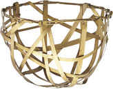 CB2 Assam Metal Basket
