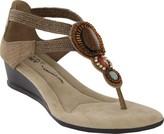 Mia Amore Baylee Wedge Comfort Sandal (Women's)
