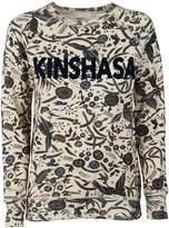 Isabel Marant Etoile Isabel Kinshasa Sweatshirt