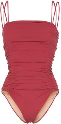 Helena Three Graces ruched swimsuit