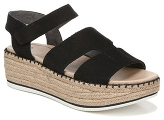 Dr. Scholl's Chill Espadrille Wedge Sandal