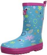 Trespass Girls Daisy Chain Welly Wellington Boots FCFOBOJ3000132 EU