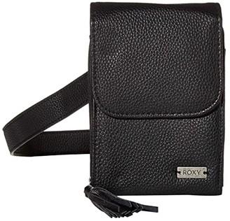 Roxy Happy Sunday (Anthracite) Clutch Handbags