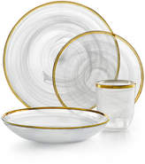 Godinger Alabaster Dinnerware Collection