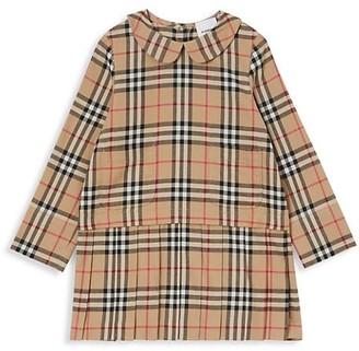 Burberry Little Girl's & Girl's KG2 Melanie Check Dress