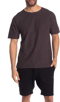Saturdays NYC Don Jacquard Patch Pocket T-Shirt