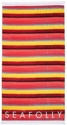 Seafolly Baja Stripe Towel