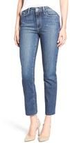 Paige 'Legacy - Jacqueline' Raw Hem Ankle Skinny Jeans (Axel)