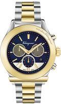 Salvatore Ferragamo 1898 Stainless Steel Chronograph Watch