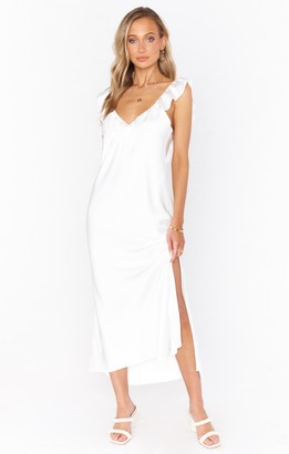 Show Me Your Mumu Serene Slip Dress